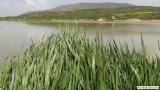 نمایی از دریاچه خولشکوه